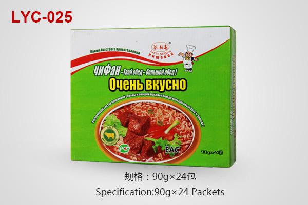 Export noodles