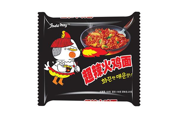 超辣火鸡面130g