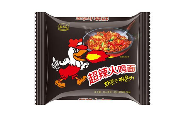 超辣火鸡面140g